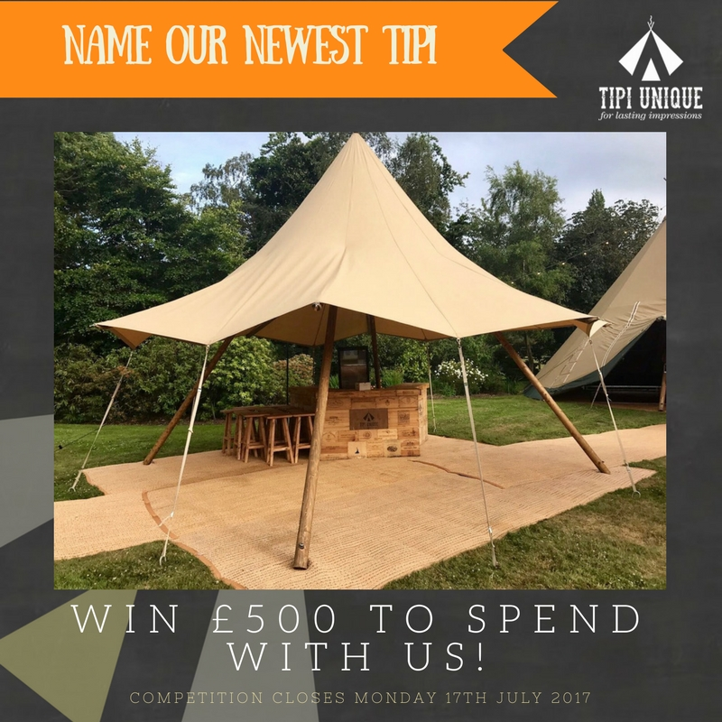 Name Our Tipi