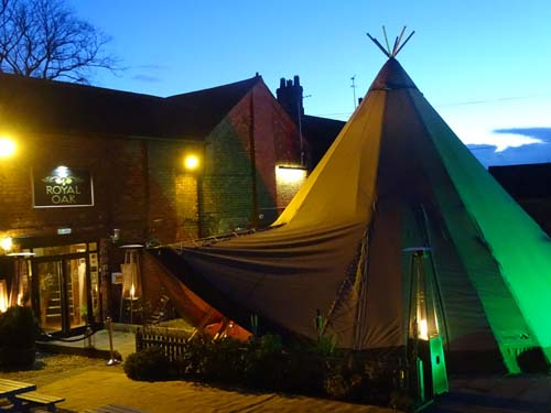 Royal Oak Tipi