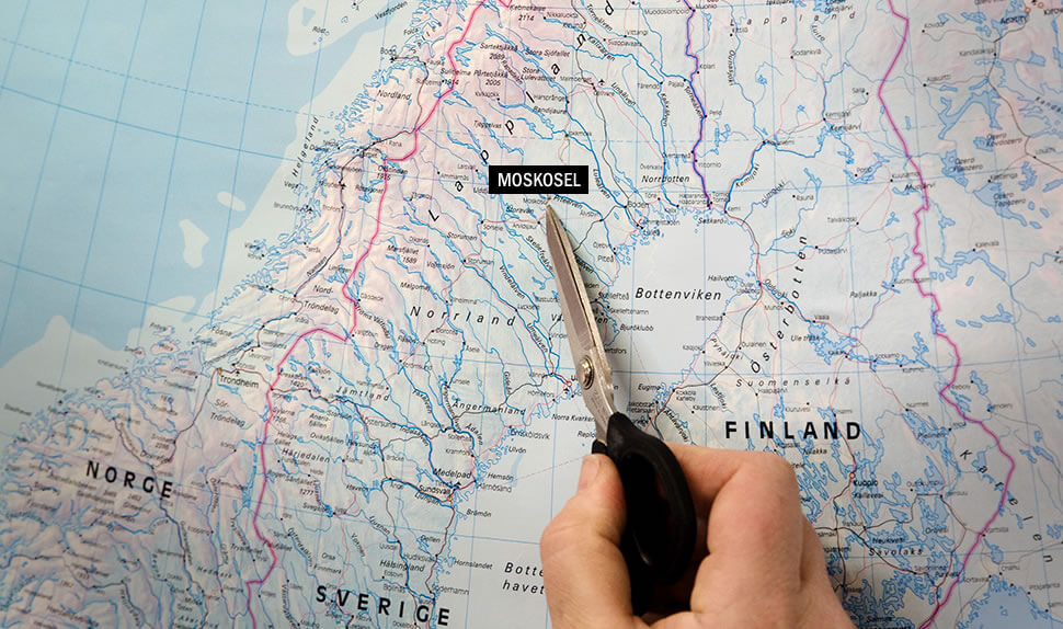 Nordic Roots Map