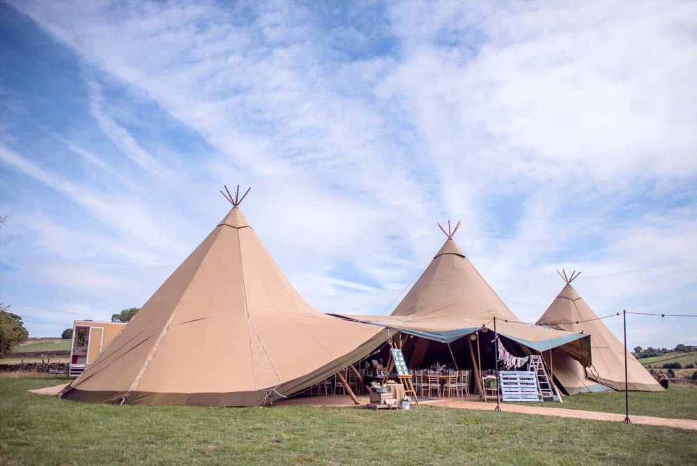 Tipi Unique Tents