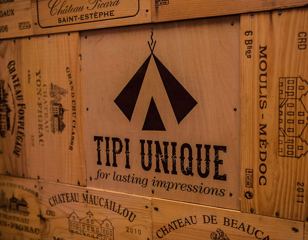 Tipi Unique Crate