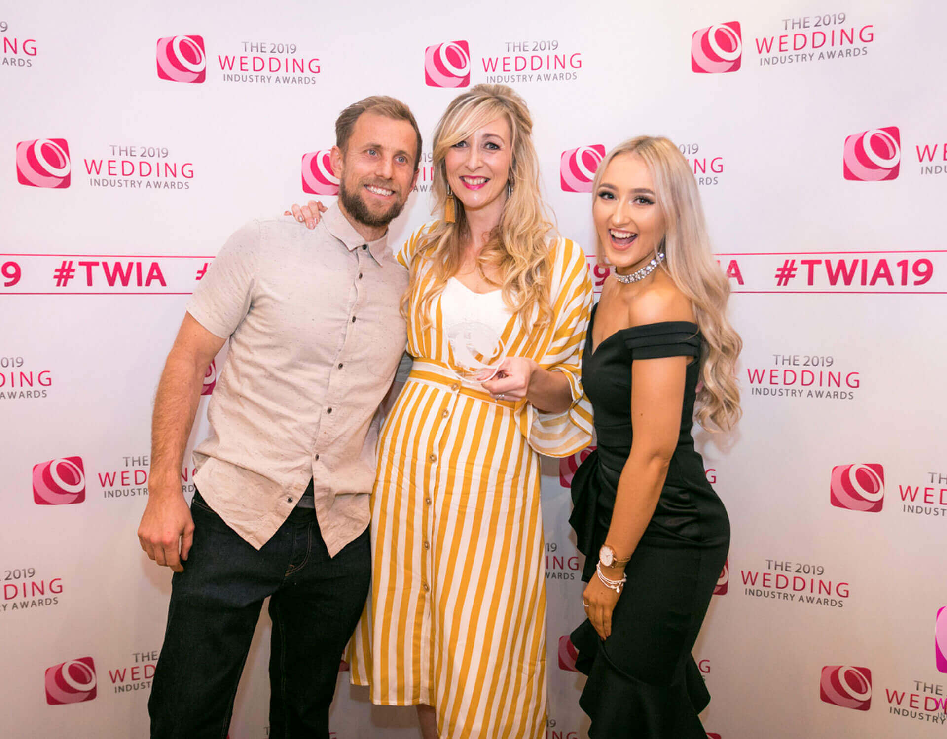 The 2019 Wedding Awards Team