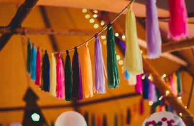 Teepee-festival