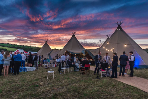 Tipi-wedding-goals