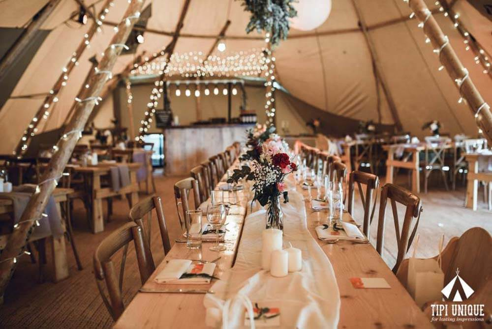 Top 10 Themes For A Winter Event Tipi Unique