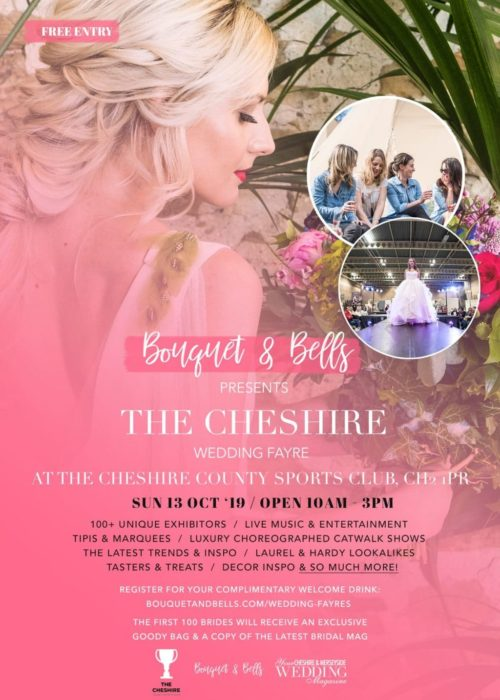 cheshire wedding fayre
