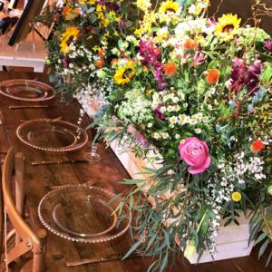 table planter